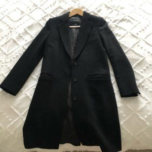 Aritzia Babaton 100% Wool Blazer Long Coat